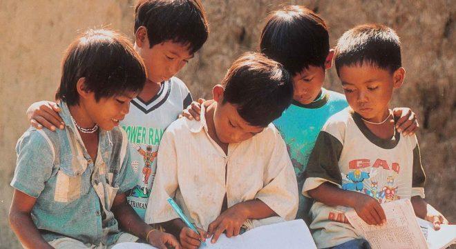 """Sài Gòn có """"những đứa trẻ không nhà"""" nhưng vẫn rất lễ phép. 1"""