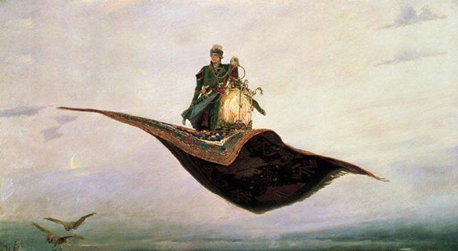 Truyền thuyết về anh hùng Ivan Tsarevich, con Chim Lửa và Sói Xám - H1