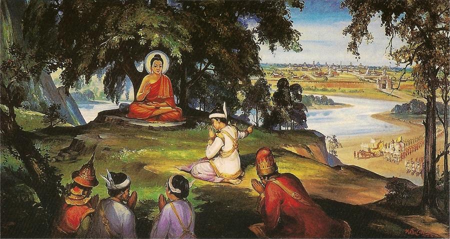 Đức Phật giảng thế nào về tiêu tai, giải nạn? Ảnh 1