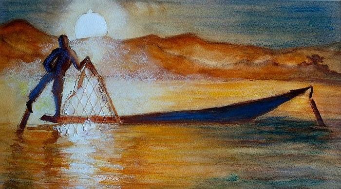 Truyền thuyết Philippines về nàng tiên cá.3