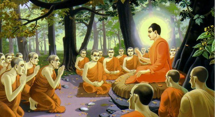 Chuyện cổ Phật gia: Nước mắt của mỗi chúng ta nhiều hơn cả bốn đại dương - H1