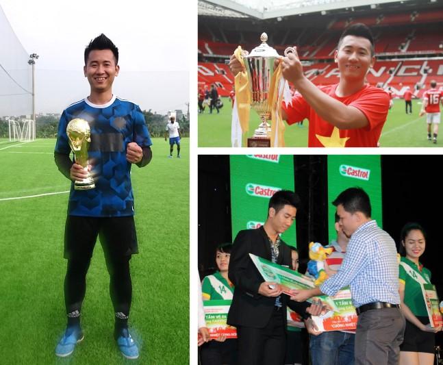 Ngọc Anh đã đạt được nhiều giải thưởng quốc gia và quốc tế.