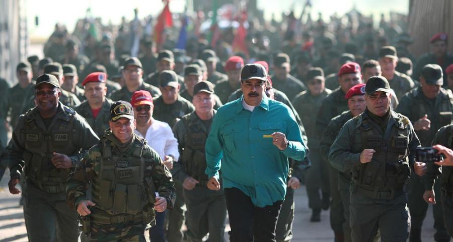 Ông Maduro đình chỉ trục xuất nhân viên ngoại giao Mỹ để hỗ trợ đối thoại