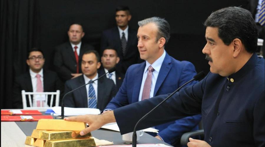 Mỹ cảnh báo thương nhân không giao dịch vàng với Venezuela