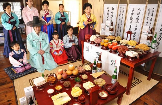 Phong tục ngày Tết cổ truyền ở các nước Châu Á.3