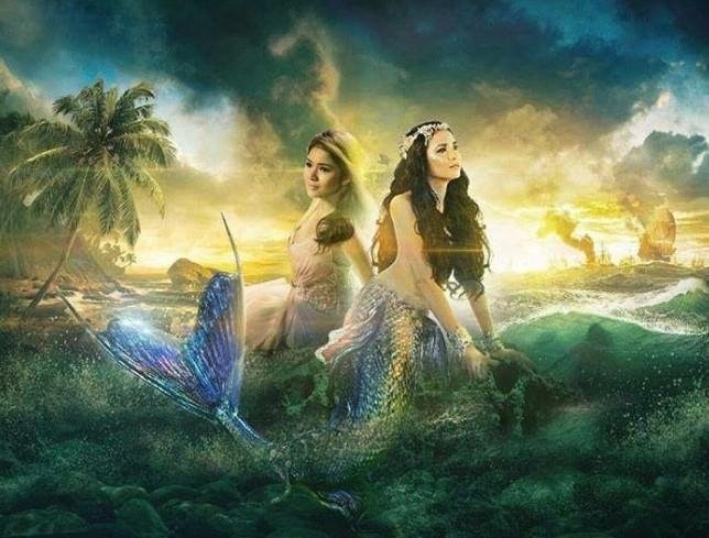 Truyền thuyết Philippines về nàng tiên cá.2