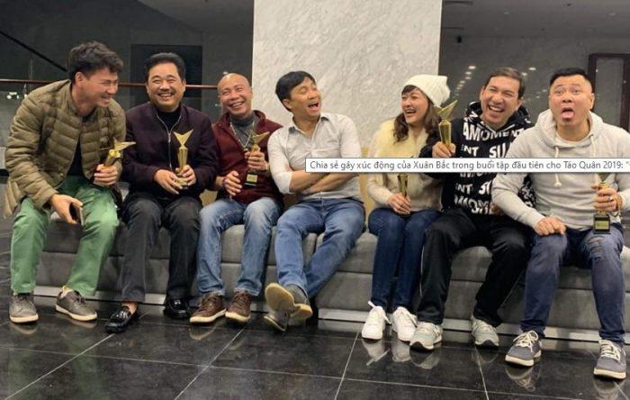 """Nghệ sĩ Xuân Bắc viết tâm thư trải lòng về """"Táo Quân 2019"""" gây xúc động.3"""