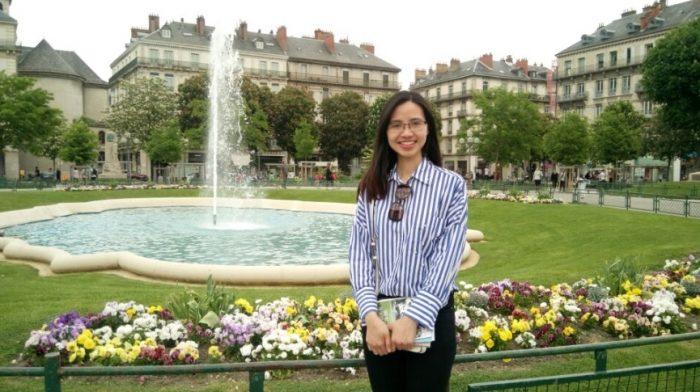 Thạc sỹ Quang học và Công nghệ Nano, Pháp: hạnh phúc ngập tràn vì tìm được Chân Pháp.2