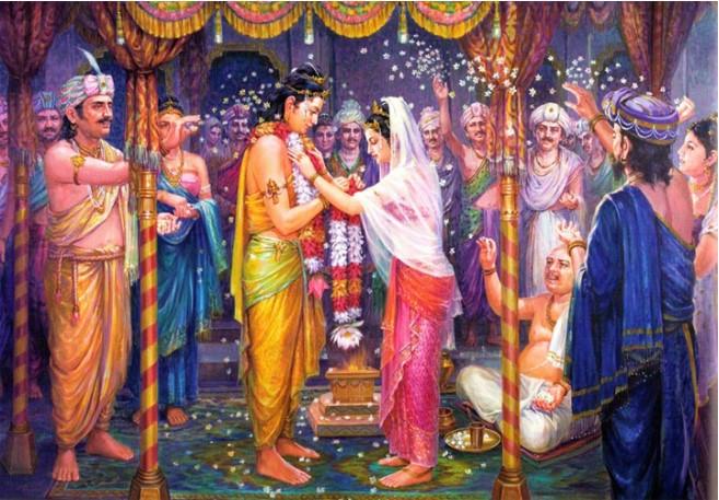 Thành ngữ 'Mượn hoa dâng Phật' và truyền thuyết xa xưa.3