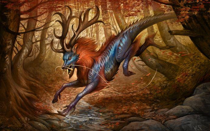 Hình tượng Kỳ Lân trong thần thoại và truyền thuyết Á Đông - H2