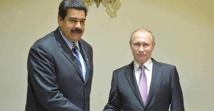 Nga là một trong số những quốc gia ủng hộ chế độ Maduro