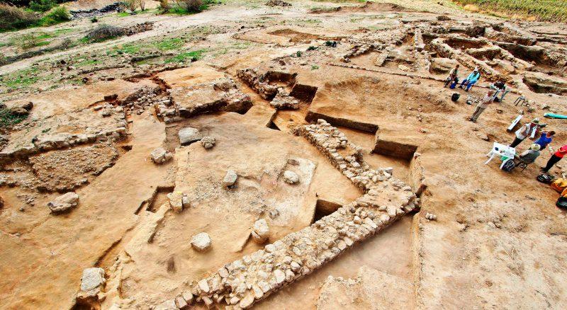 3.700 năm trước, một thiên thạch đã tàn phá Biển Chết và nền văn minh lân cận. Ảnh 1