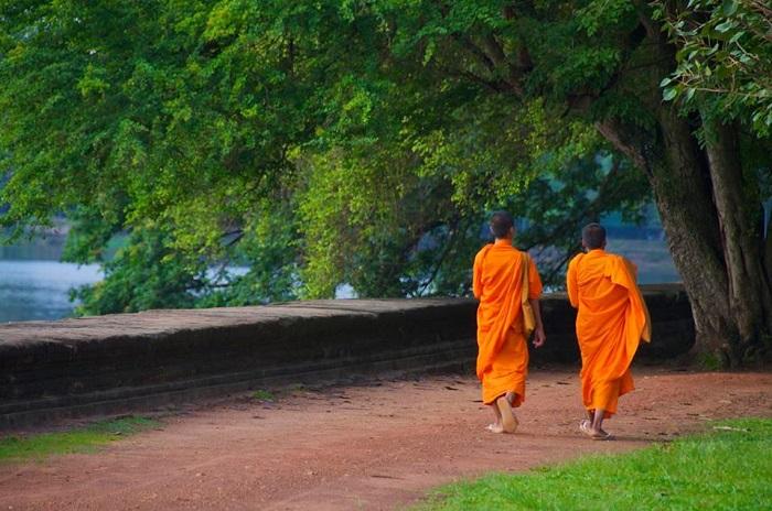Chuyện cổ Phật gia: Người chỉ thuộc một câu kệ mà vẫn tu thành La Hán - ảnh 2