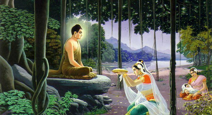 Đức Phật giảng 'chia phước' như thế nào?. Ảnh 1