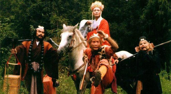 Sự thật hài hước đằng sau những cảnh quay thần tiên của Tây Du Ký 1982 - H1