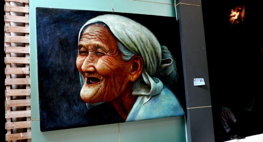 Bà lão được đoán mệnh sống đến 60 tuổi, nhưng vì sao thọ được tới 90?. Ảnh 1