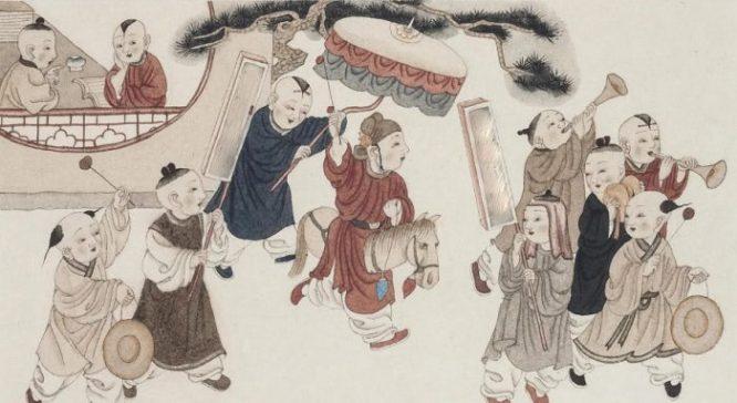 13 bài đồng dao tiên đoán đại sự trong lịc sử (P.1)