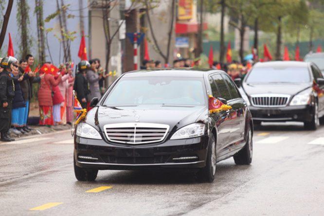 Tường thuật trực tiếp buổi lễ đón Kim Jong-un tại Lạng Sơn - H11