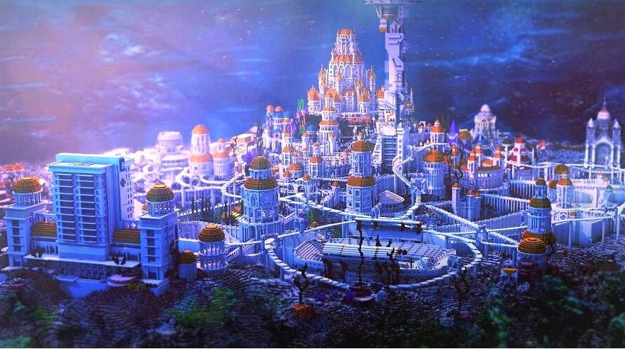 Cao nhân tiết lộ bí mật về nền văn minh Atlantis huy hoàng