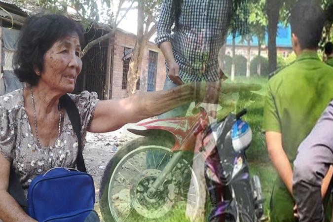 Người cha bị đâm chết vì tưởng bắt cóc: Bà bán vé số nói không tri hô