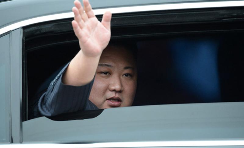 Tường thuật trực tiếp buổi lễ đón Kim Jong-un tại Lạng Sơn - H12