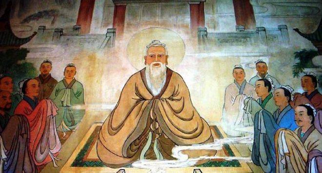 Hứa Tốn, tên tự là Kính Chi, là một Đạo sỹ trứ danh sống vào thờinhà Tấn. Ảnh 1