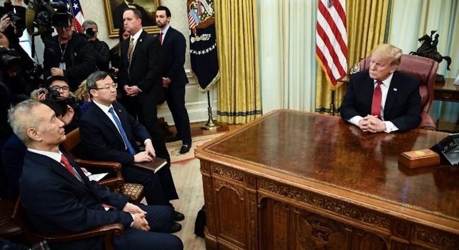 Trung Quốc tăng cường mua đậu nành Mỹ ngay sau đàm phán thương mại cấp cao. Ảnh 1