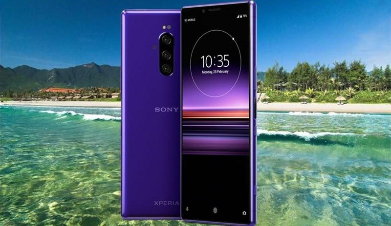 Xperia 1 sẽ là tên gọi mới của smartphone cao cấp hãng Sony