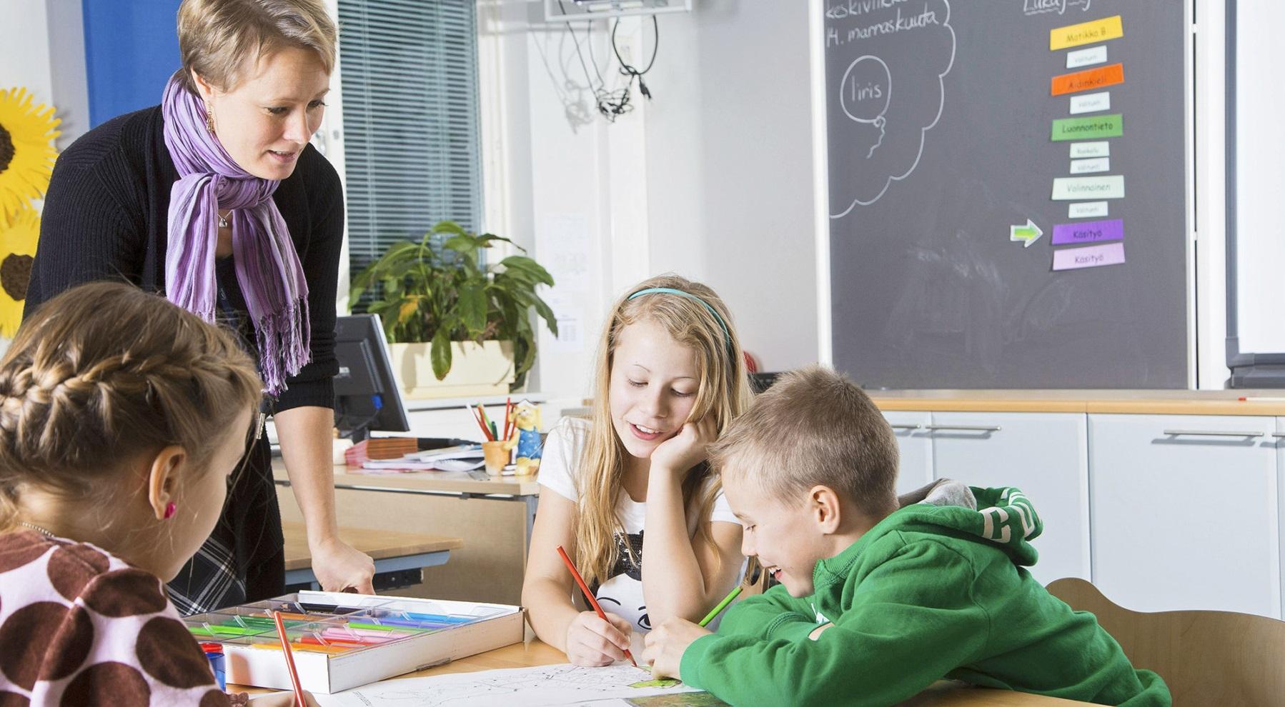 """Cách giáo dục trẻ của Phần Lan: Khóa học đầu tiên là học """"thất bại"""""""