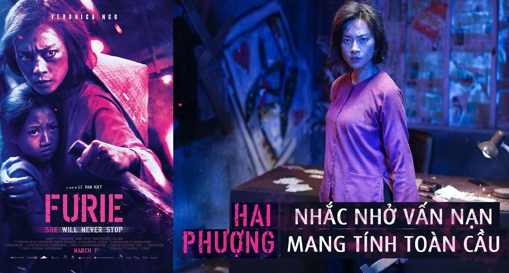 Hai Phượng – Bộ phim Việt mang thông điệp nhức nhối về vấn nạn mang tính toàn cầu