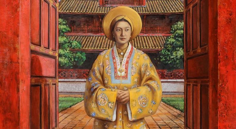 Tấm lòng quảng đại của hai vị hoàng hậu đức độ nổi tiếng thời Trần. 1