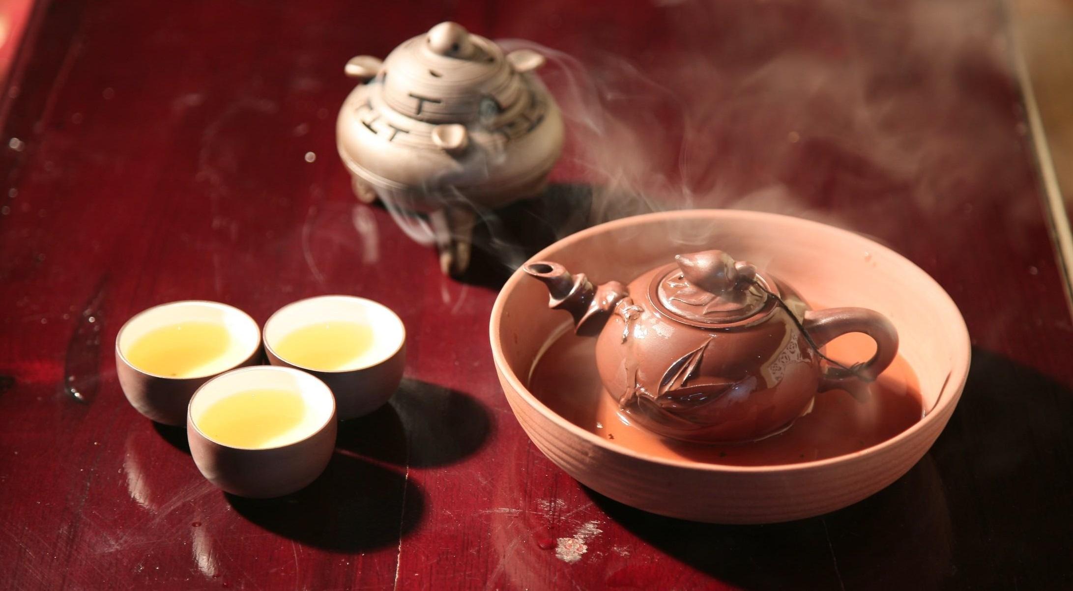 """Nguồn gốc của trà và nội hàm uyên thâm trong """"trà đạo"""""""