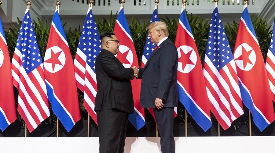 TT Trump bày tỏ lạc quan trong cuộc gặp lần 2 với ông Kim. Ảnh 1