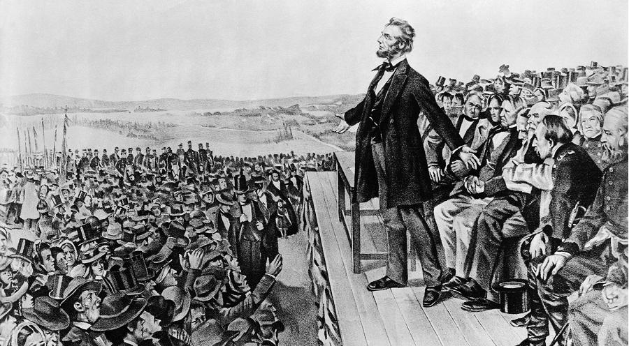 Diễn văn: Của dân, do dân và vì dân tại Mỹ