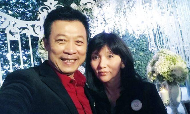 """Người phụ nữ """"bí ẩn"""" âm thầm sát cánh bên Vân Sơn suốt 30 năm qua - 1"""