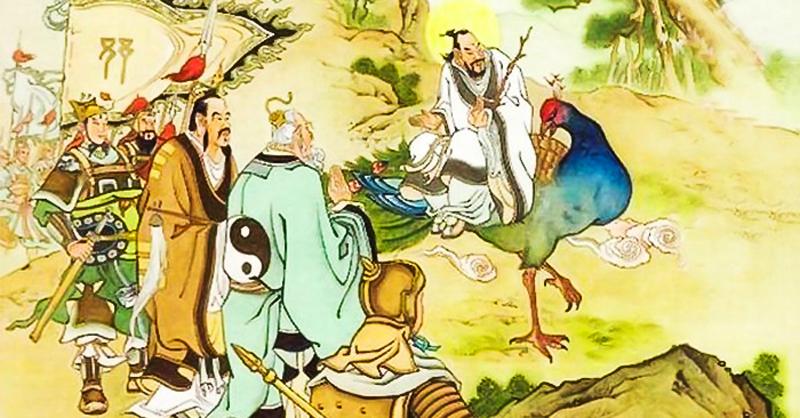 Ngũ hành Bát quái và sự nối tiếp của các triều đại Trung Hoa H1