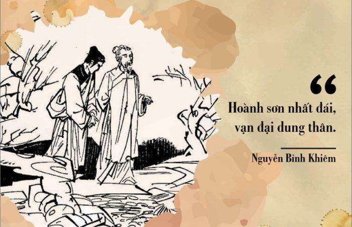Lời tiên tri chuẩn xác kì lạ trong sấm Trạng Trình, ứng nghiệm cho đến thời nay.2