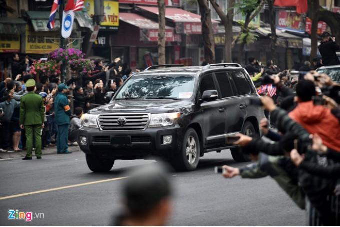 Tường thuật trực tiếp buổi lễ đón Kim Jong-un tại Lạng Sơn - H4