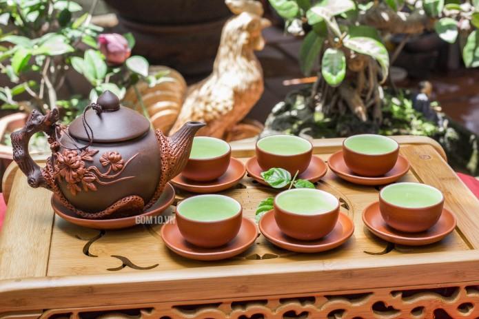 """Nguồn gốc của trà và nội hàm uyên thâm trong """"trà đạo"""".3"""