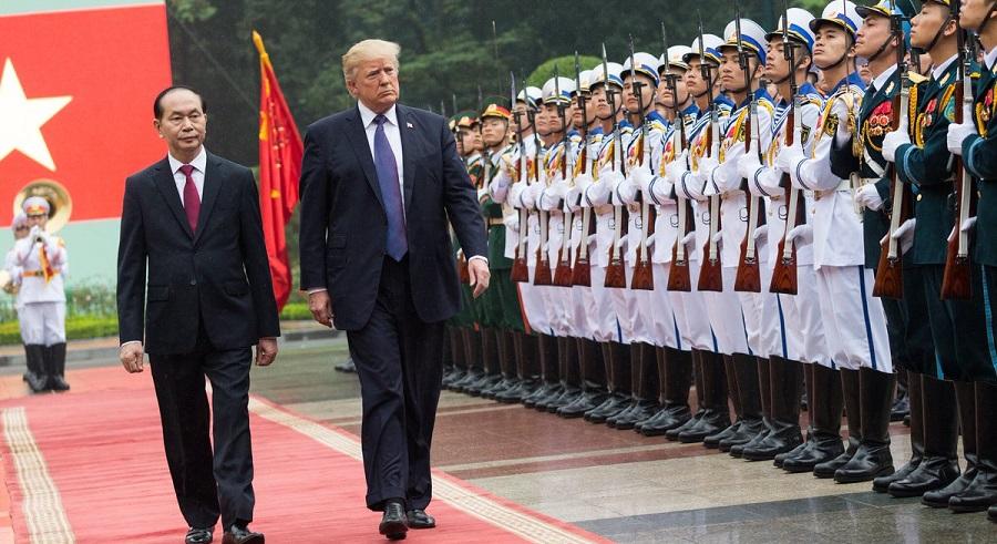 Nhà Trắng thông báo lịch làm việc của lãnh đạo Mỹ – Triều tại Hà Nội