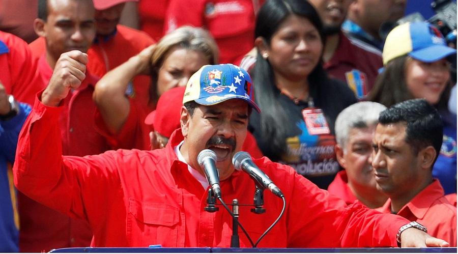 Venezuela: Maduro dọa bỏ tù Guaido, phản đối Châu Âu ủng hộ lãnh đạo đối lập. Ảnh 1
