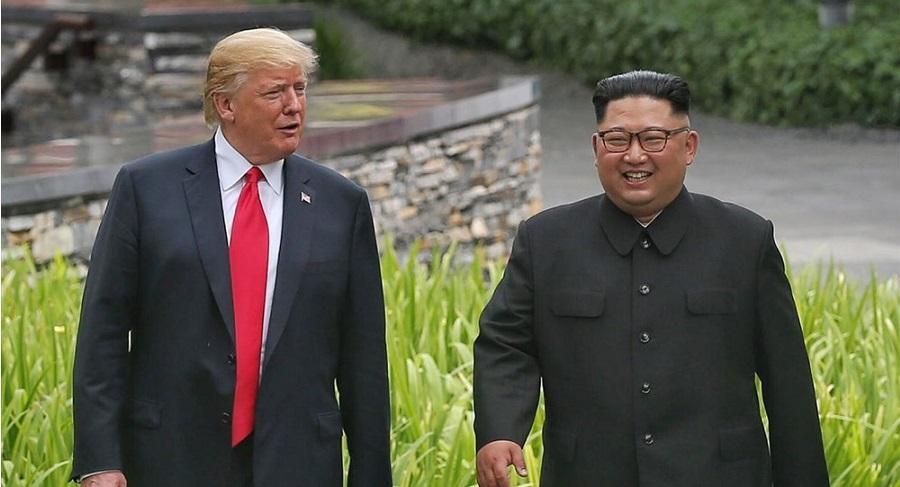 Triều Tiên lên tiếng về 'đột phá lớn' trong cuộc gặp Trump - Kim ở Hà Nội. Ảnh 1