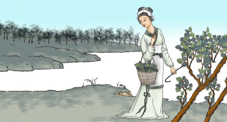 Cô gái hái dâu và kẻ sát nhân trong tiền kiếp. Ảnh 1