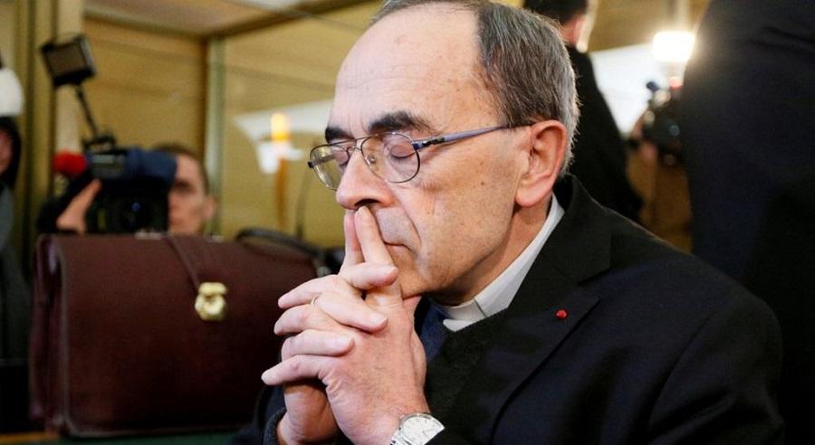 Hồng y Pháp bị kết án vì che giấu lạm dụng tình dục. Ảnh 1