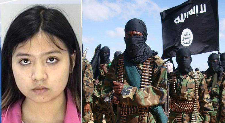 Cô gái gốc Việt bị bắt ở Mỹ vì cáo buộc trợ giúp ISIS