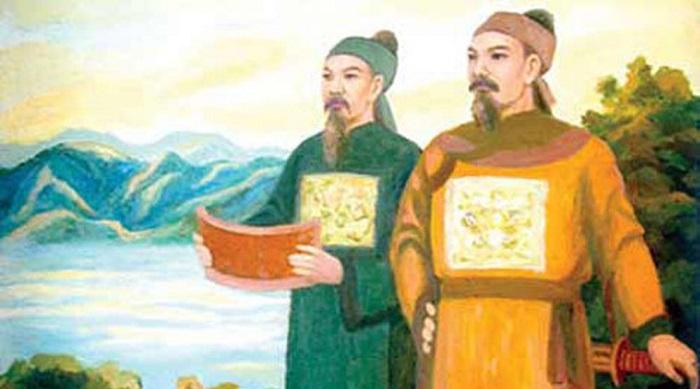 Hai lần nhận được dự ngôn, Nguyễn Trãi vẫn không thoát nổi án tử. Ảnh 1