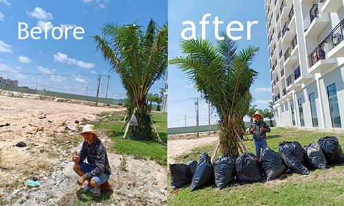 Cộng đồng Việt hào hứng với 'trào lưu' dọn sạch rác nơi công cộng - H3