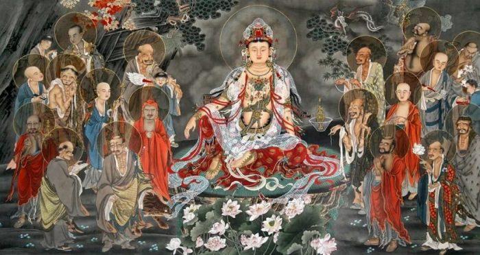 """La Hán chuyển thế thành phú hào, ngộ một chữ """"Nhẫn"""" trở lại trời cao. Ảnh 1"""