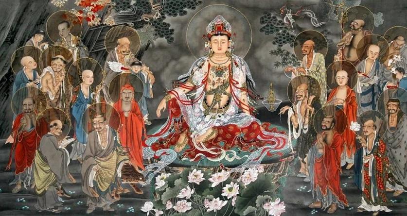 """La Hán chuyển thế thành phú hào, ngộ một chữ """"Nhẫn"""" trở lại trời cao"""