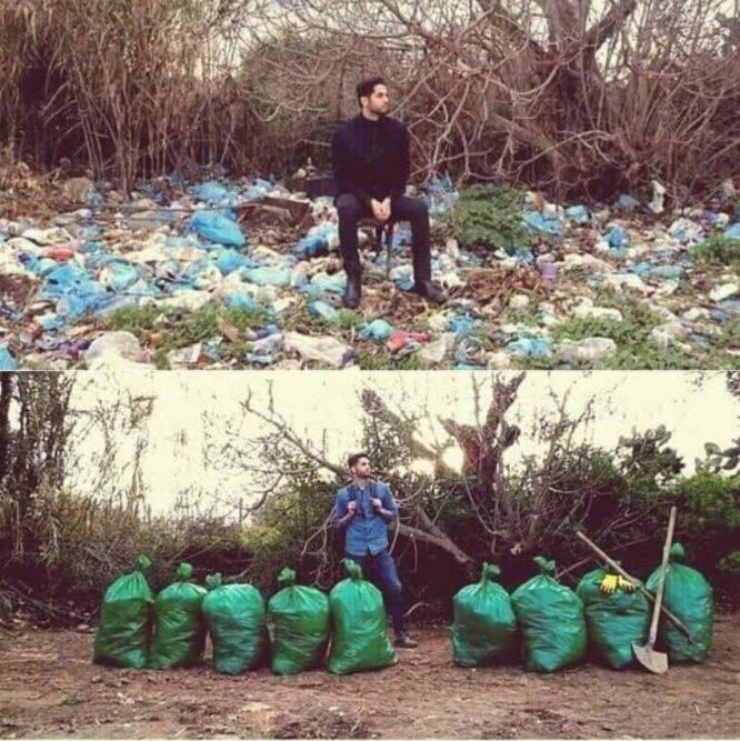 Cộng đồng Việt hào hứng với 'trào lưu' dọn sạch rác nơi công cộng - H1